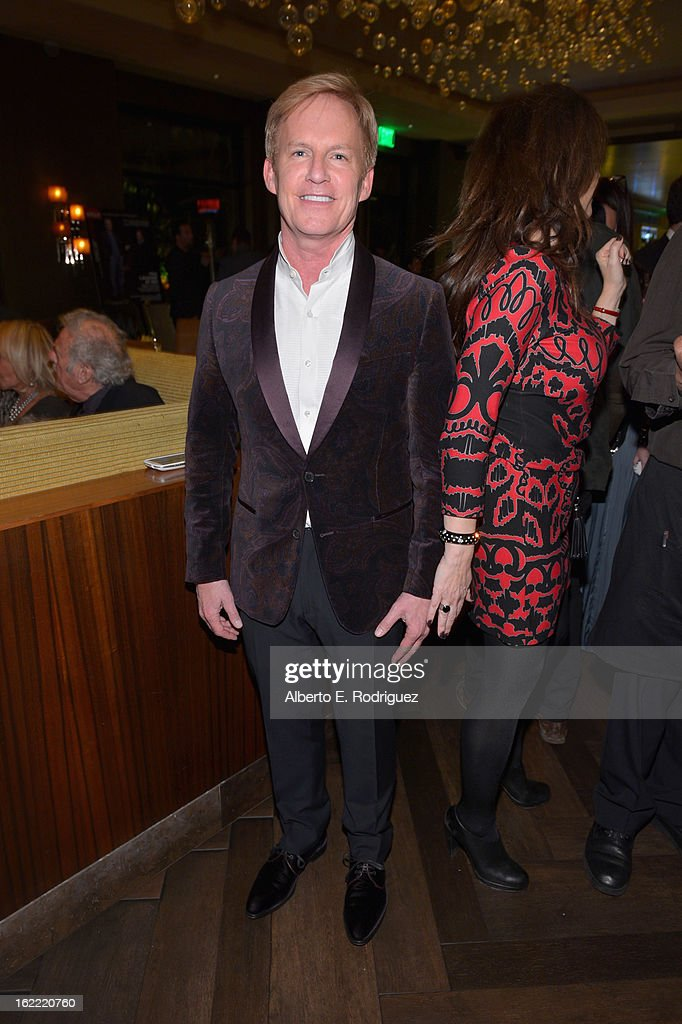 Peter Christman, Vice President of Stores, Western Region for Salvatore Ferragamo attends TheWrap 4th Annual Pre-Oscar Party at Four Seasons Hotel Los Angeles at Beverly Hills on February 20, 2013 in Beverly Hills, California.