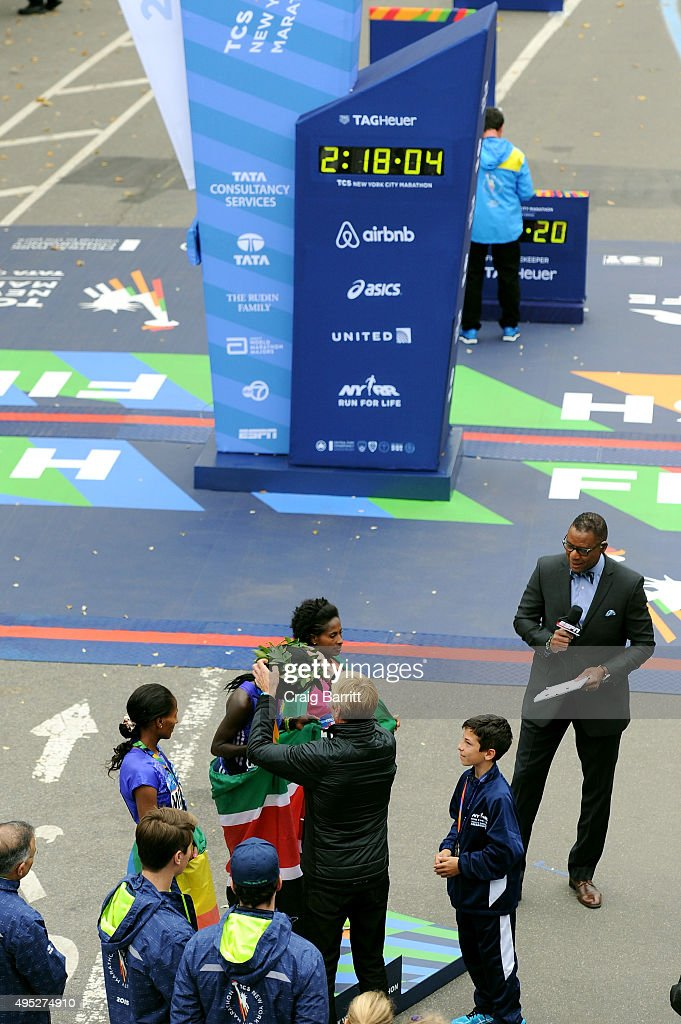 TAG Heuer Official Timekeeper And Timepiece Of 2015 TCS New York City Marathon