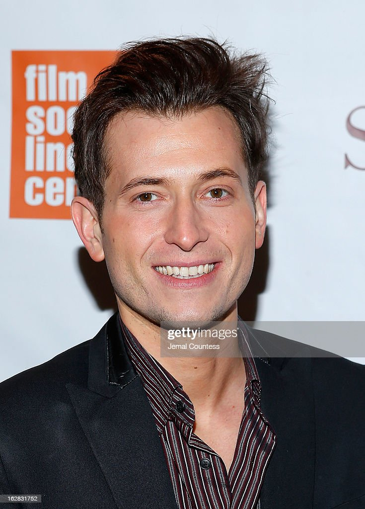 Peter Cincotti attends the 'Stoker' New York Screening After Party at Frieda And Roy Furman Gallery on February 27 2013 in New York City