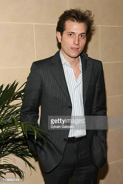 Peter Cincotti during Miramax Films 'Kinky Boots' New York Premiere After Party at Fizz in New York City New York United States