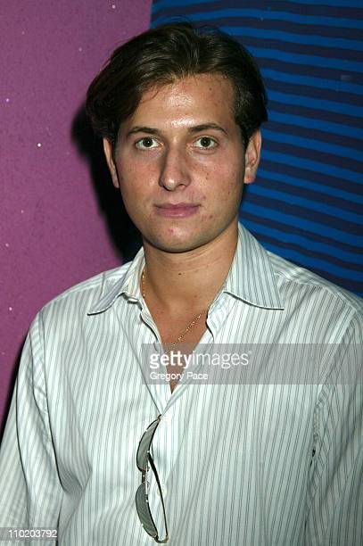 Peter Cincotti during 'Open Water' Special Screening Hosted by Lions Gate Films After Party at Coral Room in New York City New York United States