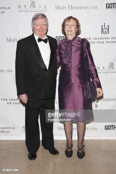 Peter Collins and Susan Collins attend 59th Annual New York Junior League Winter Ball at The Grand Ballroom on March 5 2011 in New York City