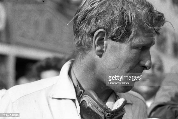 Peter Collins Grand Prix of France Reims 01 July 1956