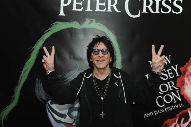 ISELIN, NJ - MARCH 02:  Peter Criss attends the 2018 New Jersey Horror Con and Film...