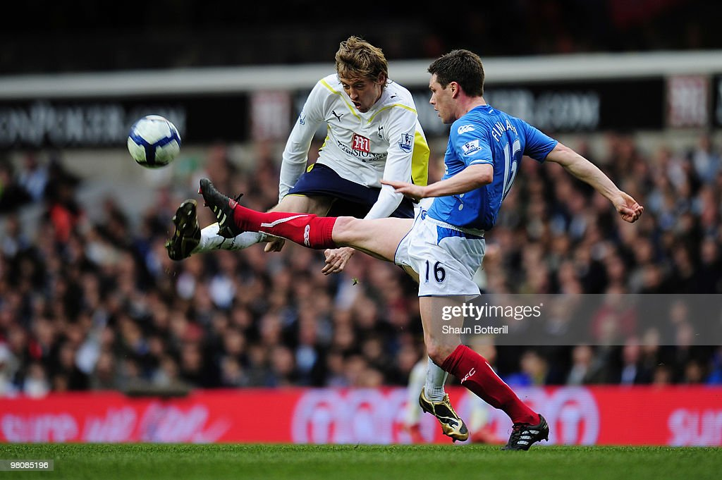 Tottenham Hotspur v Portsmouth - Premier League