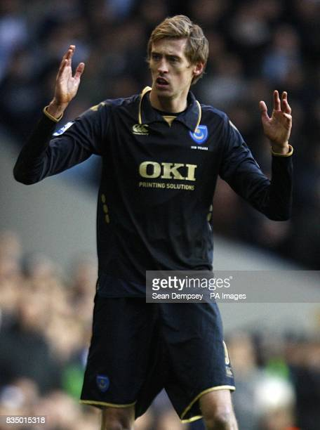 Peter Crouch Portsmouth