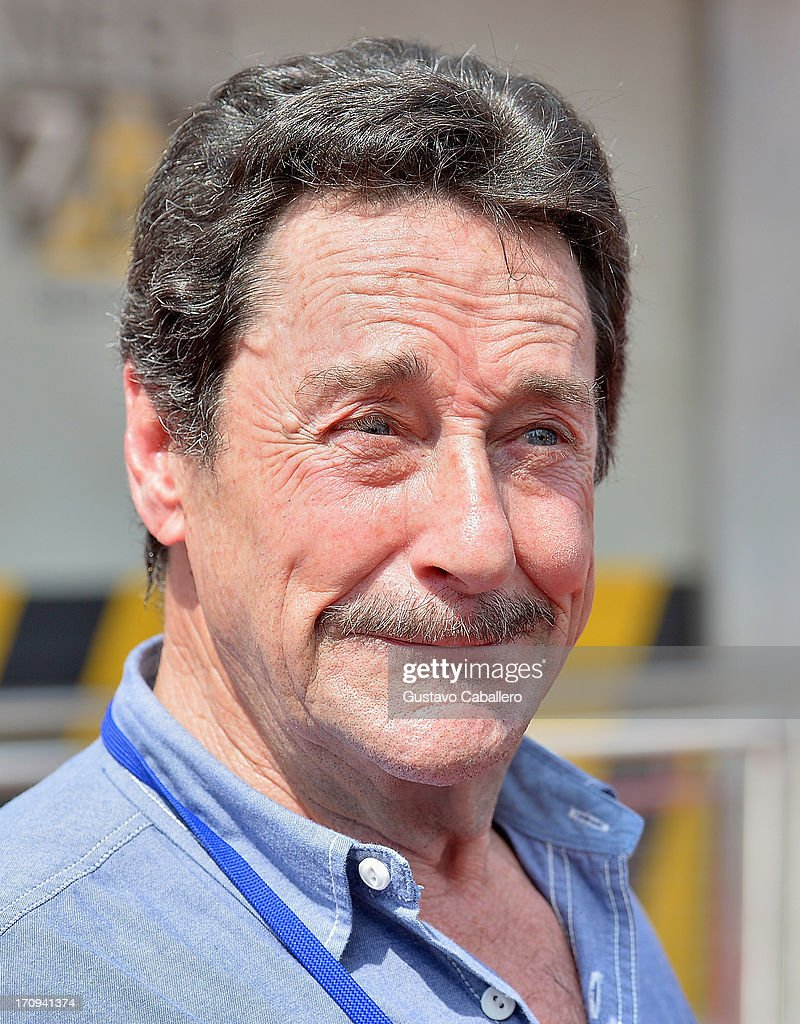 Peter Cullen attends Transformers The Ride - 3D Grand Opening Celebration at Universal Orlando on June 20, 2013 in Orlando, Florida.