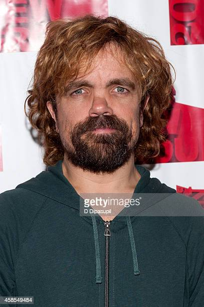 Peter Dinklage attends the 'Sticks and Bones' opening night after party at KTCHN Restaurant on November 6 2014 in New York City
