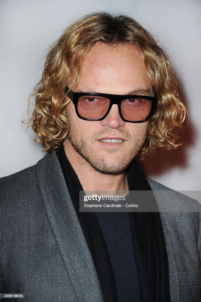Peter Dundas attends 'Madame Figaro' 30th Anniversary Party, at Salle Wagram in Paris.
