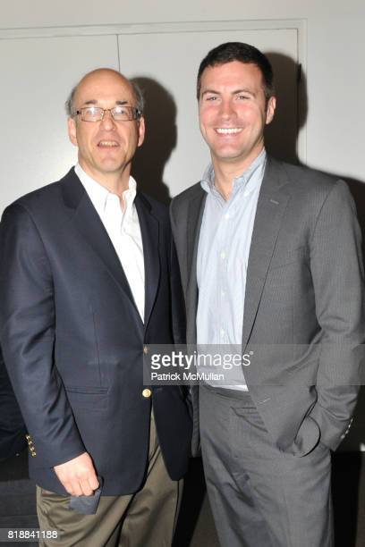 Peter Elkind and Daniel Kile attend TIME INC Live and Unfiltered Presents ROUGH JUSTICE Hosted by FORTUNE at Time and Life Building Screening Room on...