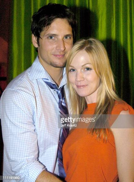 Peter Facinelli and Jennie Garth **Exclusive Coverage**