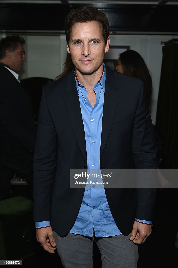 Peter Facinelli attends the after party for the premiere of 'Clouds Of Sils Maria' hosted by Sundance Selects with W Magazine Moncler and The Cinema...