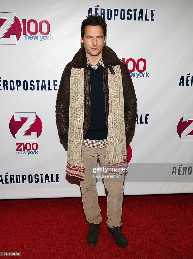 <a gi-track='captionPersonalityLinkClicked' href=/galleries/search?phrase=Peter+Facinelli&family=editorial&specificpeople=233464 ng-click='$event.stopPropagation()'>Peter Facinelli</a> attends Z100's Jingle Ball 2012 presented by Aeropostale at Madison Square Garden on December 7, 2012 in New York City.