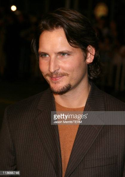 Peter Facinelli during 'Babel' Los Angeles Premiere Arrivals at Mann Village in Westwood California United States