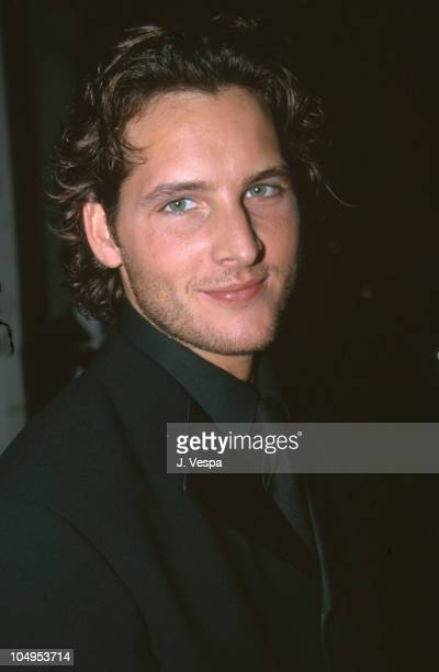 Peter Facinelli during Cannes 2000 Honest Premiere Party at Carlton Hotel in Cannes France