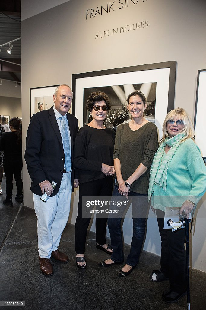 """Frank Sinatra and Audrey Hepburn: A Life In Pictures"" Opening Reception"