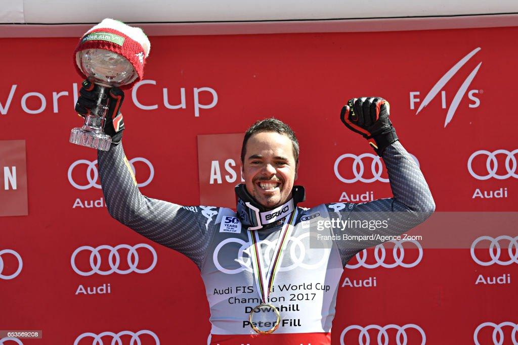 Audi FIS Alpine Ski World Cup - Men's and Women's Downhill