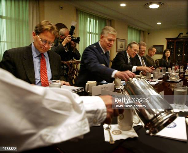 Peter Flory Principal Deputy Assistant Secretary of Defense International Security Affairs Chairman of the Joint Chiefs of Staff General Richard B...