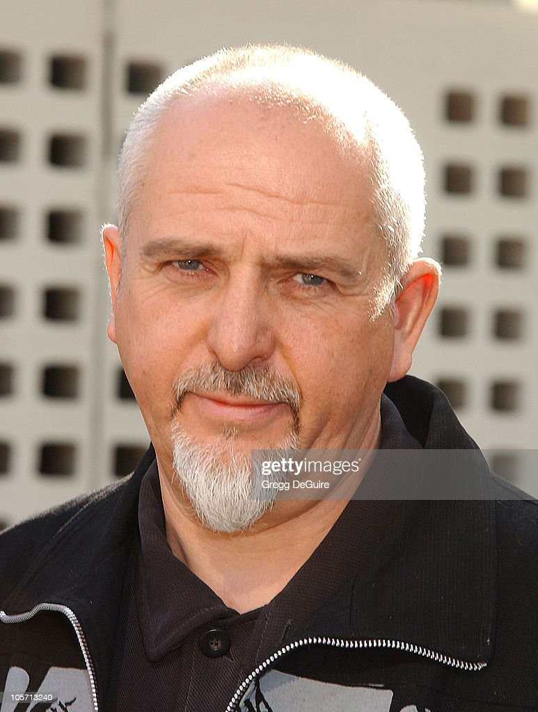 <a gi-track='captionPersonalityLinkClicked' href=/galleries/search?phrase=Peter+Gabriel&family=editorial&specificpeople=201873 ng-click='$event.stopPropagation()'>Peter Gabriel</a> during 'The Wild Thornberrys Movie' Premiere at Cinerama Dome in Hollywood, California, United States.