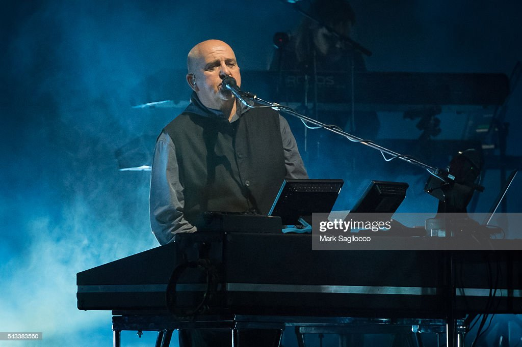 <a gi-track='captionPersonalityLinkClicked' href=/galleries/search?phrase=Peter+Gabriel&family=editorial&specificpeople=201873 ng-click='$event.stopPropagation()'>Peter Gabriel</a> performs on stage during the 'Rock, Paper, Scissors' North American Tour at Madison Square Garden on June 27, 2016 in New York City.