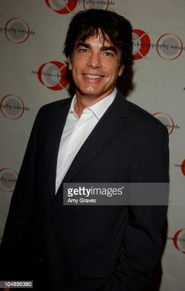 Peter Gallagher during 9th Annual American Choreography Awards at The Orpheum Theatre in Los Angeles California United States