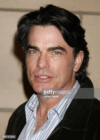 Peter Gallagher during Academy of Television Arts Sciences Presents 'The OC' Revealed at Steven Ross Theatre/Warner Bros Studios in Burbank...