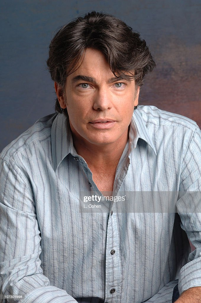 Peter Gallagher during FOX Broadcasting Fall 2006 Portraits at Hollywood Center in Hollywood California United States
