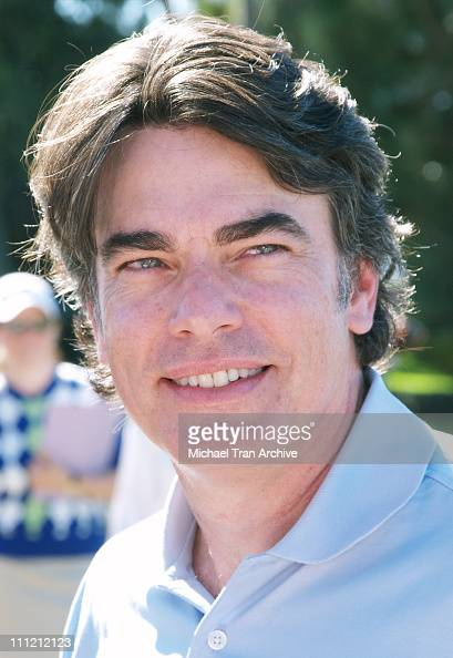 Peter Gallagher during Golf Digest 2006 Celebrity Invitational to Support the Prostate Cancer Foundation at Wilshire Country Club in Los Angeles...
