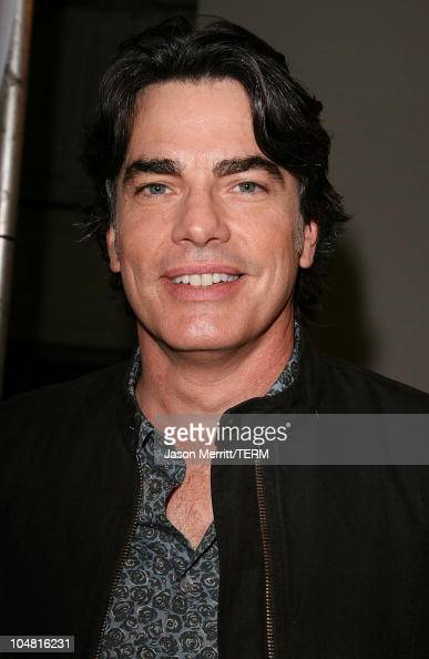 Peter Gallagher during VH1 Big in '05 Radio Forum at Sony Studios in Culver City California United States