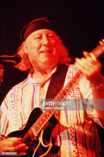 Peter Green performs onstage at The Fillmore Auditorium in San Francisco California United States on 27th September 2000