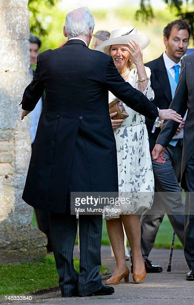 lord chadlington stock photos and pictures getty images