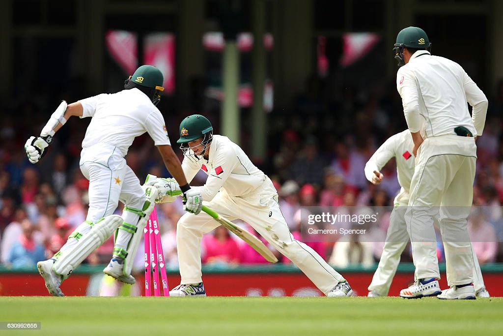 Australia v Pakistan - 3rd Test: Day 3 : News Photo