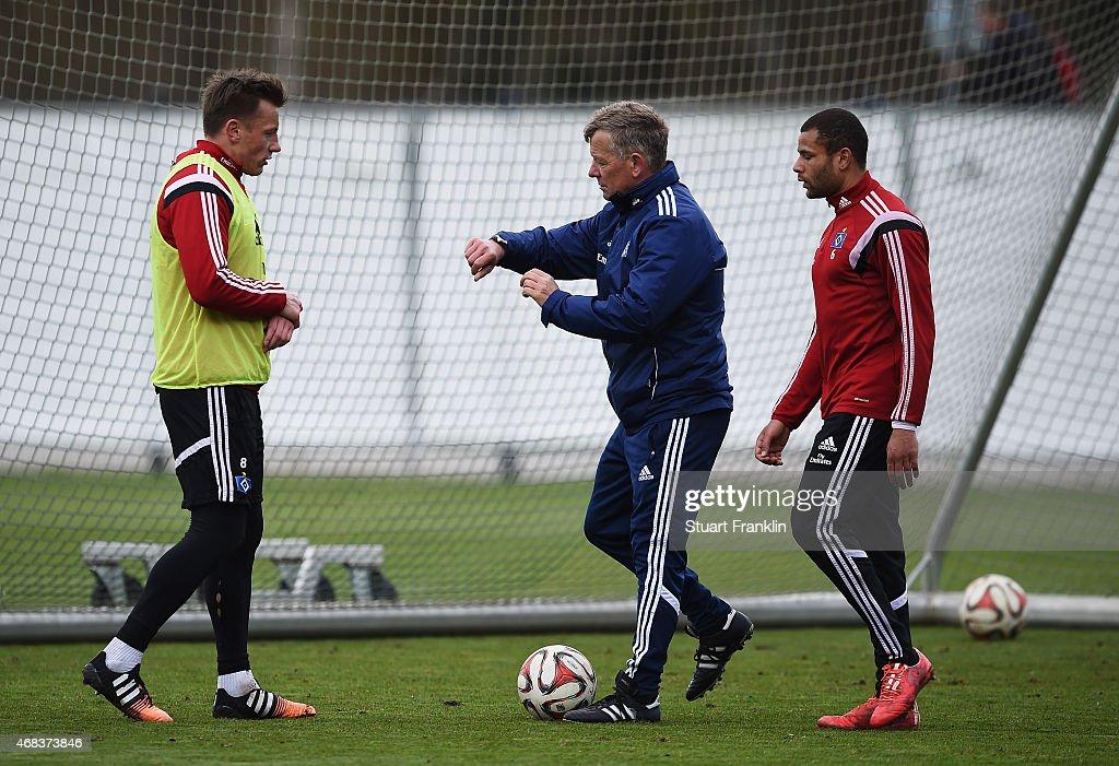 Hamburger SV: Hamburger SV - Training Session