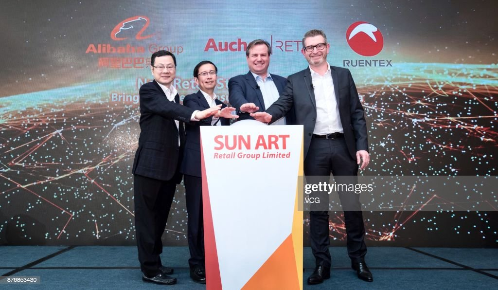 Alibaba Invests China's Largest Hypermart Chain Sun Art Retail