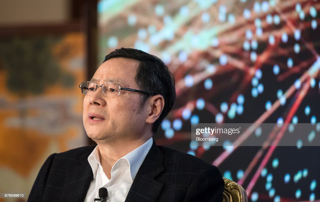 Alibaba Group CEO Daniel Zhang News Conference on $2.9 Billion Stake in Sun Art Retail Group