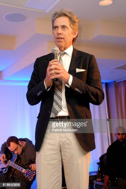 Peter Hunsinger attends GQ World Oceans Day Party at Sunset Tower Hotel on June 8 2010 in West Hollywood California