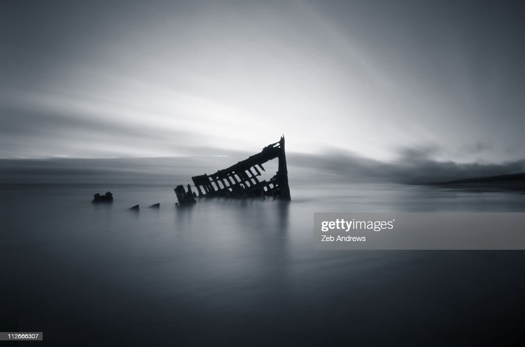 Peter Iredale, 30 seconds