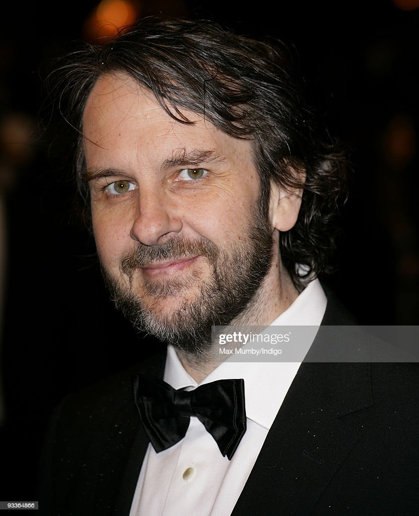 Peter Jackson attends the Charity Royal Film Performance of 'The Lovely Bones' at the Odeon Cinema Leicester Square on November 24, 2009 in London, England.