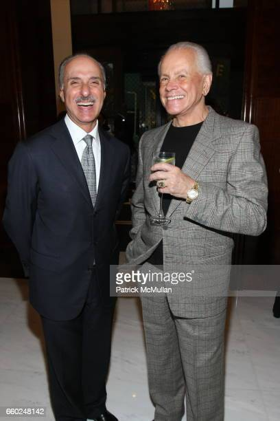 Peter Kairis and Frederick Kauffman attend The Private Unveiling of GRAFF Time Watch Collection 1 at Graff on June 11 2009 in New York City