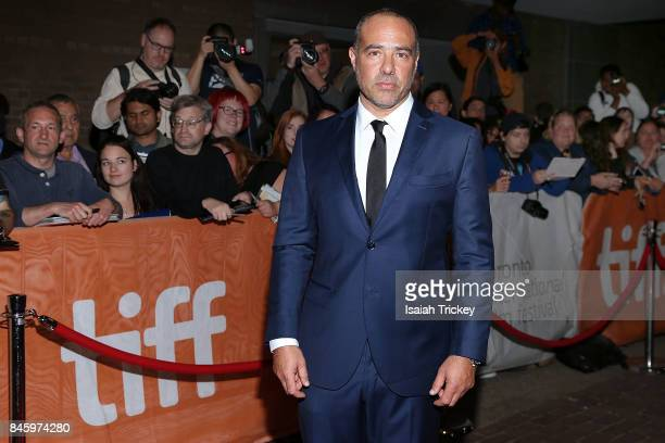 Peter Landesman attends the 'Mark Felt The Man Who Brought Down The White House' premiere during the 2017 Toronto International Film Festival at...
