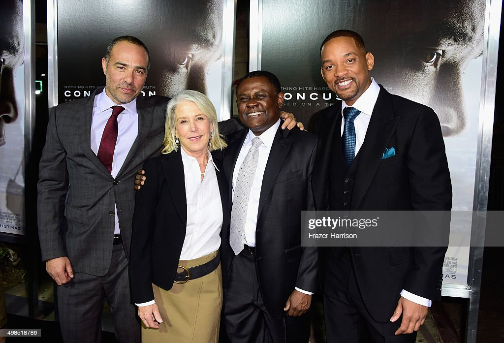 "Screening Of Columbia Pictures' ""Concussion"" - Arrivals"
