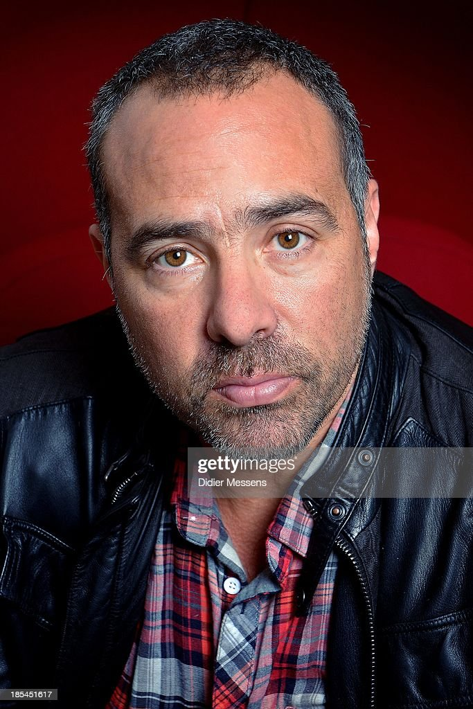 Peter Landesman poses for a photoshoot at the 40th Ghent Film Festival on October 18, 2013 in Gent, Belgium.