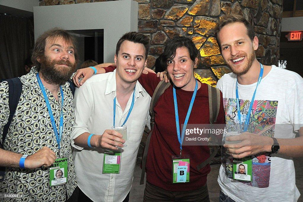 2016 Palm Springs International ShortFest - Friday Screenings & Events