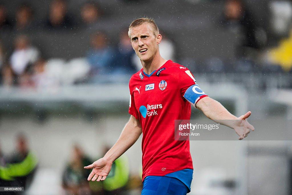 BK Hacken v Helsingborgs IF - Allsvenskan