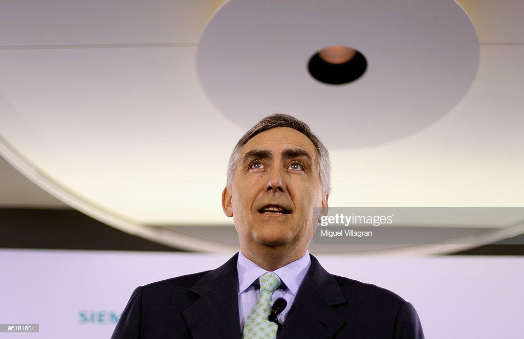 Siemens Annual Shareholders' Meeting