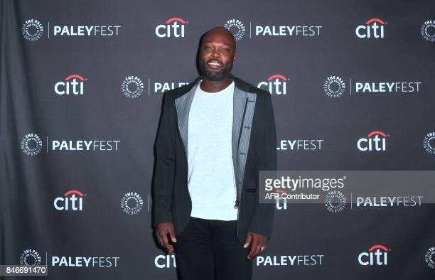 Peter Macon arrives for a screening of FOX's 'The Orville' on September 13 2017 in Beverly Hills California during The Paley Center for Media's 11th...