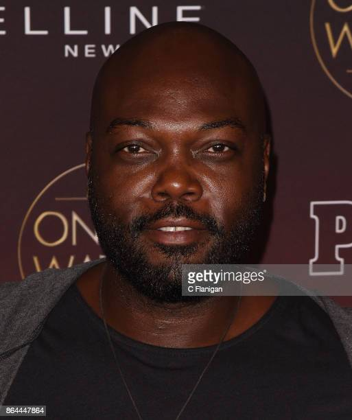 Peter Macon attends People's 'Ones to Watch' at NeueHouse Hollywood on October 4 2017 in Los Angeles California