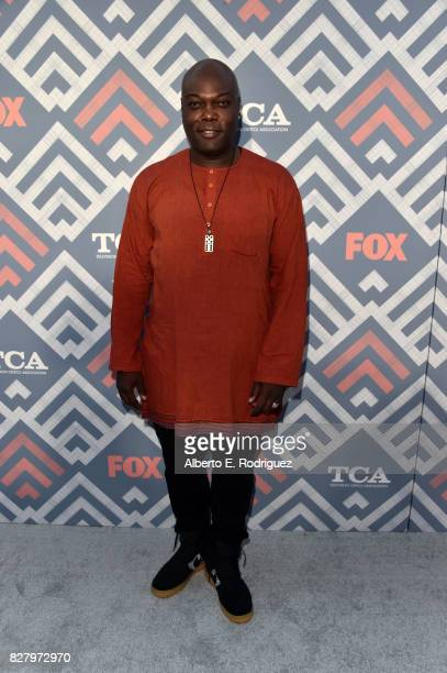 Peter Macon attends the FOX 2017 Summer TCA Tour after party on August 8 2017 in West Hollywood California