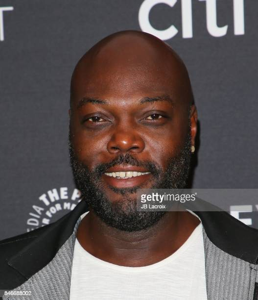Peter Macon attends The Paley Center for Media's 11th Annual PaleyFest fall TV previews Los Angeles for Netflix at The Paley Center for Media on...