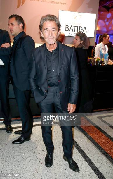 Peter Maffay during the VDZ Publishers' Night at Deutsche Telekom's representative office on November 6 2017 in Berlin Germany